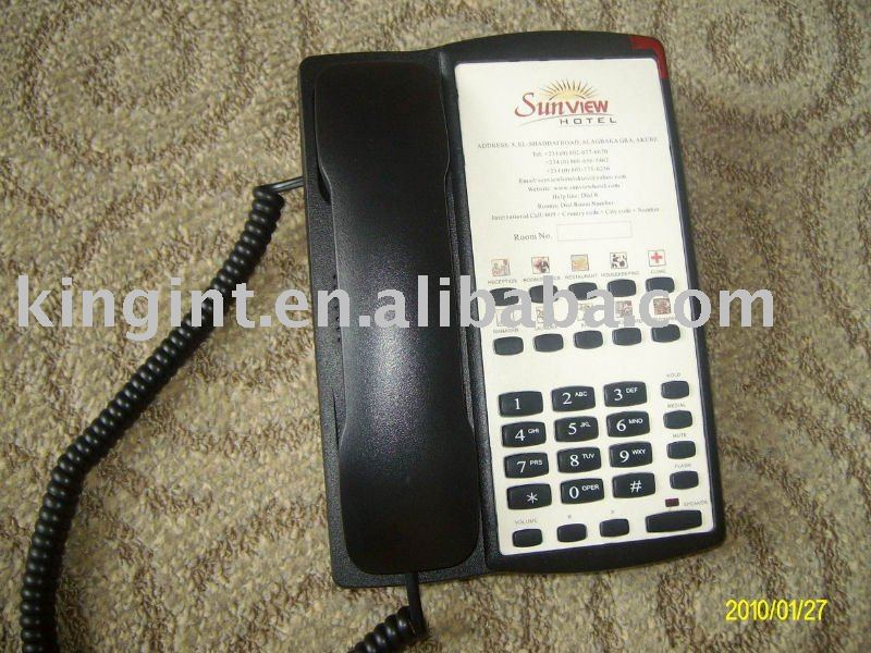 smart hotel business phone