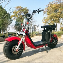 TRUMKI 2 seat electric scooter for adults