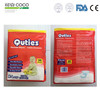 Quties disposable baby diaper, baby diaper in bales, made in China fatory