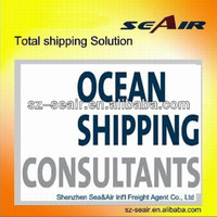 Sea freight service from Shenzhen, China to Constanza, Dominican Republic