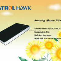 Console GSM Security Alarm In Security