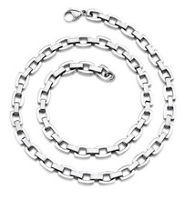 Heavy Duty Double Link Mens Stainless Steel Necklace,high Polished Motorcycle Chain Sprocket Price