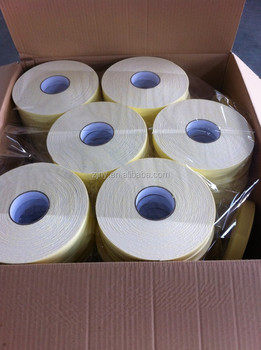 Double-sided sponge tape used for stick Flex Banner, Photo, Forex Board, Sheet