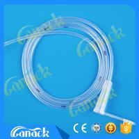 Top quality Hospital/Clinical medical grade silicone disposable stomach tube, ryle tip 20fr