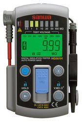 Multimeters, Electrical Test Equipment, True RMS Digital Multimeter, Insulation Tester