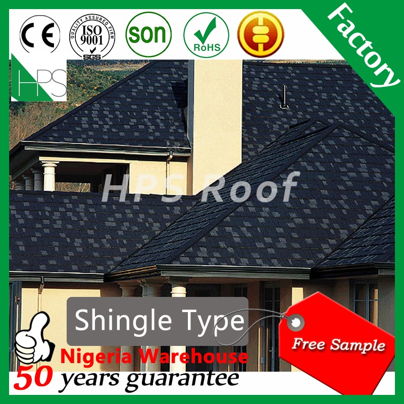 Soncap Certificate Color Coated Roofing Material Stone Coated Metal Roofing Tiles