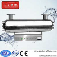 Flanged Ultraviolet Sterilizer Used for Swimming pool, Aquarium Water Treatment.
