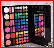 YASHI black case with 78 assorted color eyeshadow palette