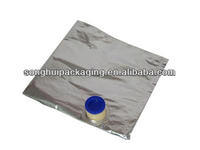 empty bag in box for edible oil/wine/juice/drinking-water
