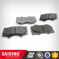 Brake Pads For Toyota Land Cruiser