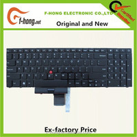 Genuine Original New US Black Lenovo Thinkpad E525 Keyboard 04W0872 MP-10M33US-387