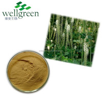 Wild Black Cohosh Extract 27-deoxyactein 1% 2% -ISO Certificate Product-100% for Natural-Health Supplement