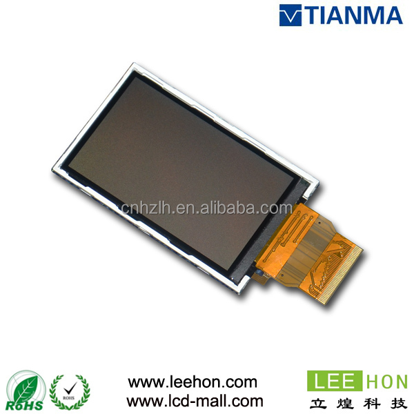 Tianma TM022HDHT1 2.2 inch tft small lcd display module for phone