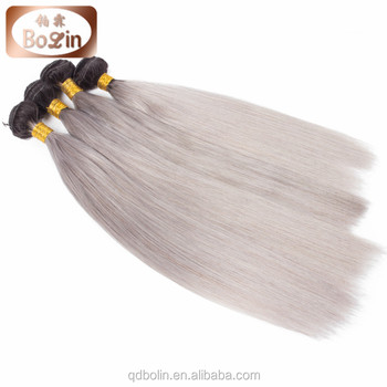 Italian Hair Color Manufacturers Ombre Gray Hair Weaving