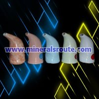 Himalayan Natural Rock Salt Pipe/inhelar