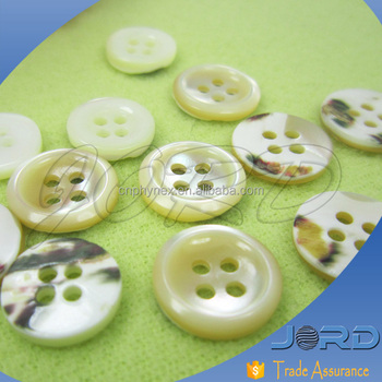 Quality warantee agoya shell button wholesale mother of pearl button