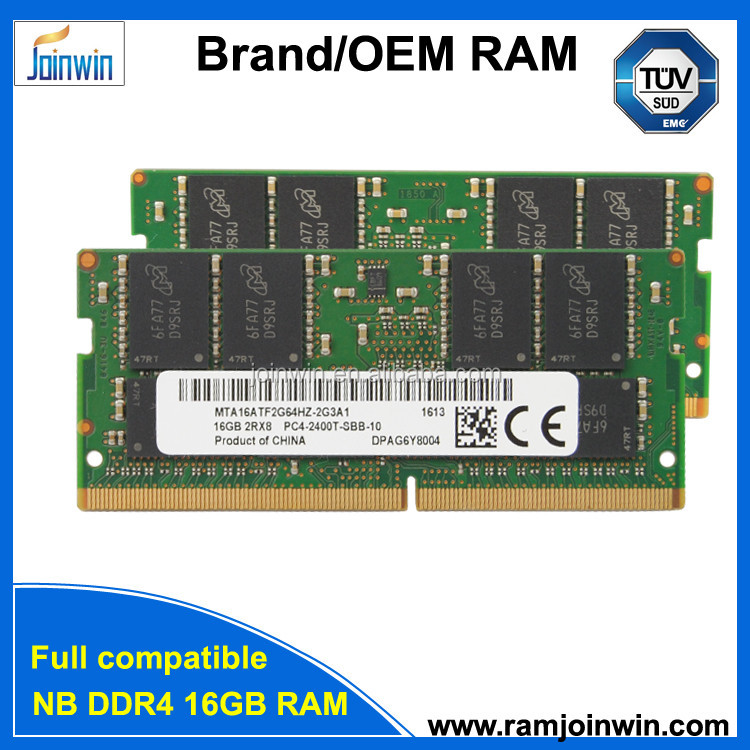 11.11 Global sourcing festival 2400mhz laptop ram ddr4 16gb