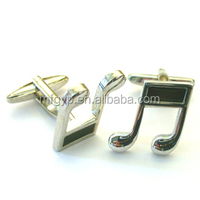 china supplier wholesale music swank cufflinks value