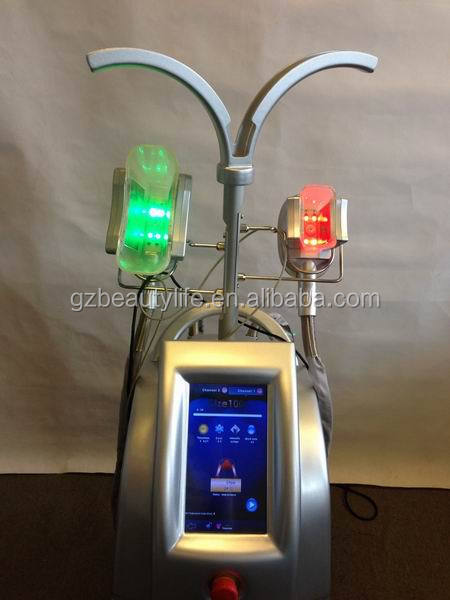 fat freezing cryolipolysis machine 4 handles