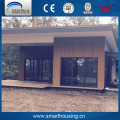 luxury prefab steel structure homes for sale