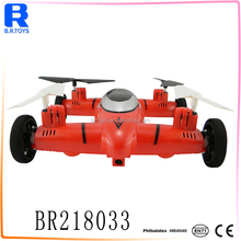 2017 rc drone 2.4G car copter drone with camera