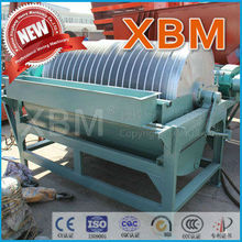 Ore dressing equipment wet drum magnetic separators