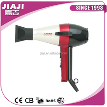 AC and DC motor professional hair dryer 2000 watts