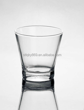 LYD099 red bull energy drinks 250 ml drinking glass cup drinkware wholesale eco-friendly bohemia crystal wine glass