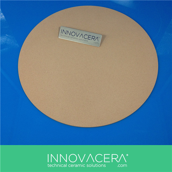 High Quality Porous Ceramic Disc For Vacuum Chuck Table/INNOVACERA