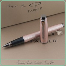 2017 Luxurious Metal parker urban gel engraved metal hot-selling parker pen models