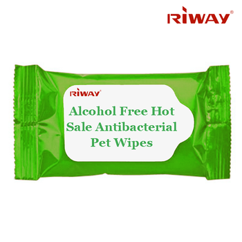 OEM Disposable Pet Wet Wipes