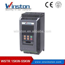 5.5-600KW ac to dc 3 phase soft starters for electric motor 220 V380V