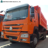 Sinio 10 wheeler 30 ton dump truck with hydraulic lifting system