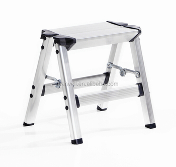 Alu foldable ladder