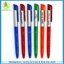 Hot sale promotional plastic pen companies in India with cheap price