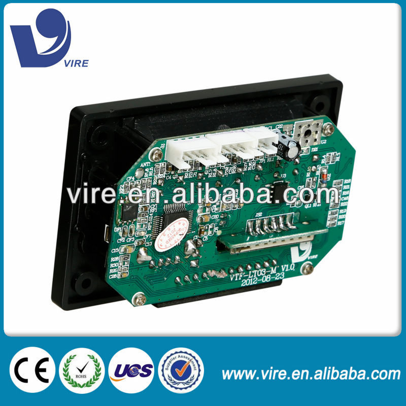 color screen usb sd card mp3 player fm radio kit circuit board