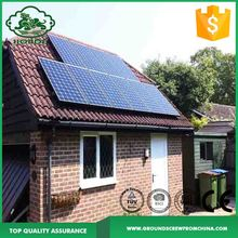 Eco-Friendly Exporter Inclined Roof Pitched Roof Solar Panel Fixings/Brackets/Structure