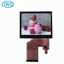 Reasonable price 3.5 inch 320x240 tft touch screen with lcd module