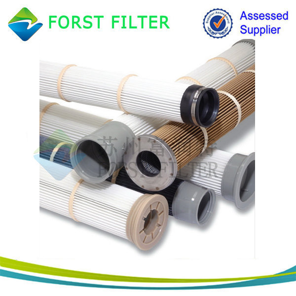 FORST Rubber Cover Air Particles Cleaning Pleated Dust Filters