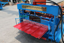 wall pannel Roll Forming Machine/roof panel forming machine/trapezoid roof roll forming machine