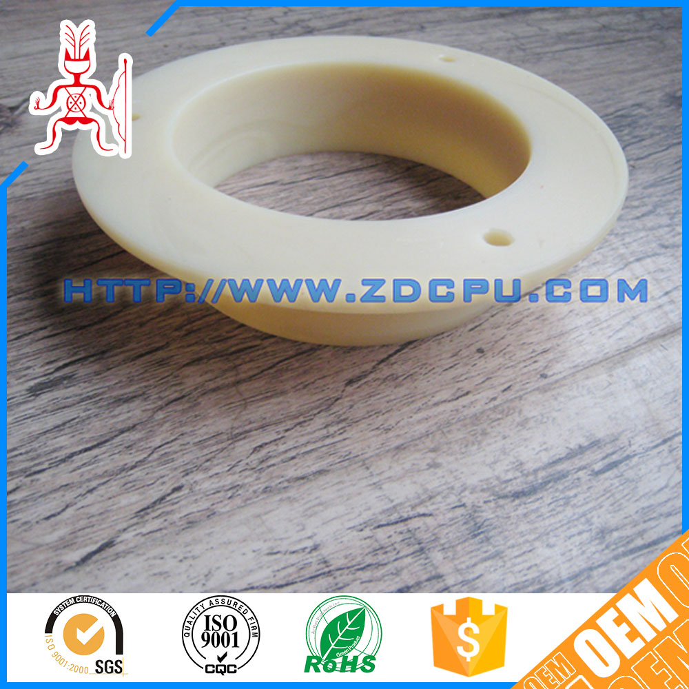 High accuracy sunproof flexible spring rubber bush
