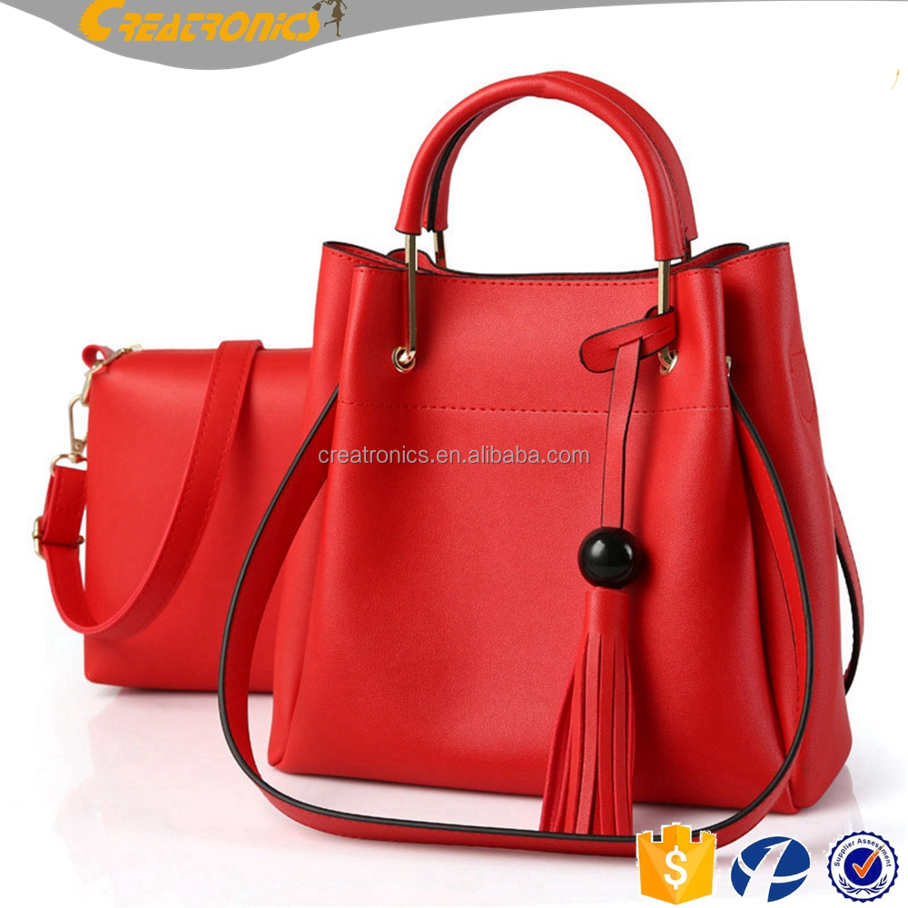 Creatronics Fashion Ladies Bag and Purse Sets,Womens Tote Ladies Hand Bag Sets
