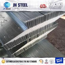 Plastic gypsum board ceiling steel furring channel making machine with great price