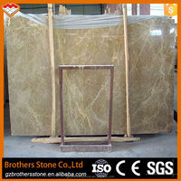 Turkey light emperador beige marble natural stone