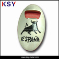 Impression personalized beer bottle opener keychain