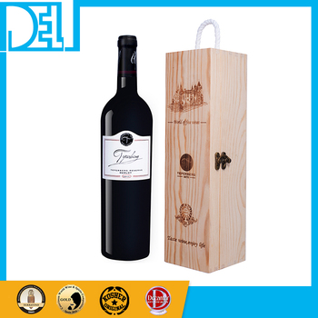 Red wine sellers hot sale 100% Merlot Grapes sweet red wine
