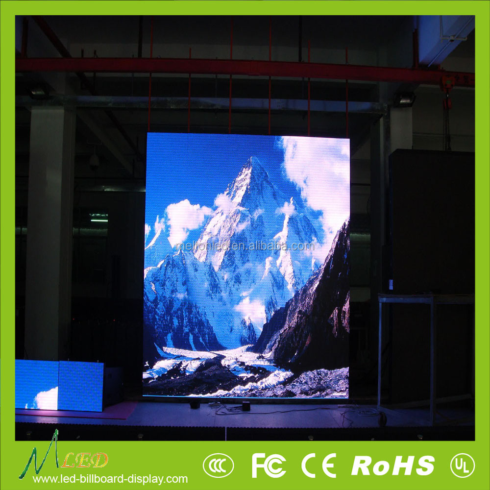 Outdoor Transparent P4.81 LED Glass Screen Shop Window Digital Signage