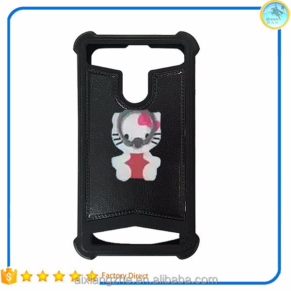 Leather Flip Fancy Back Cover Case for Samsung Galaxy Grand Prime ,hello kitty cover for samsung galaxy grand prime front glass