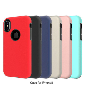 Popular Item tpu pc cell phone case for iphone x case from china