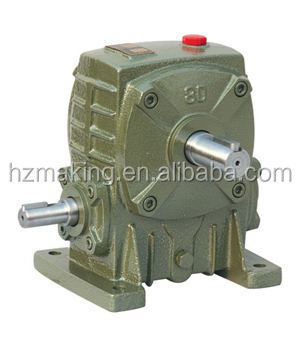 Factory direct selling WPA series worm speed reducer